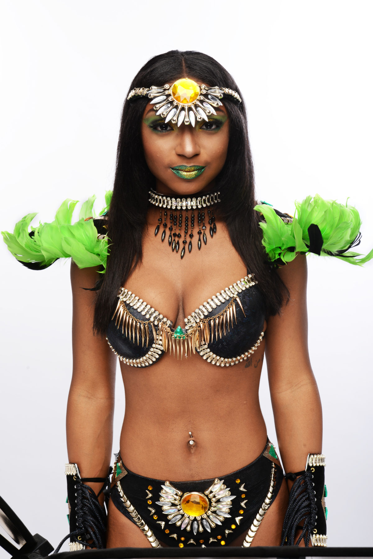 Get In Your Section – AFRO DOMINI FEMALE (Only 3 Costumes Left)